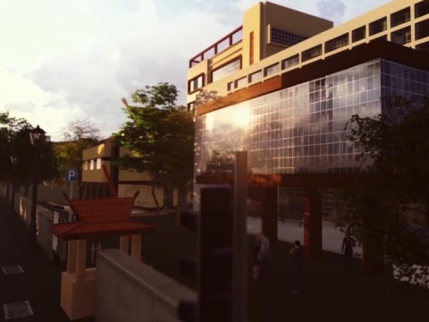 Architectural marketing video for BPPT