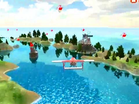 Telkomsel Drone game